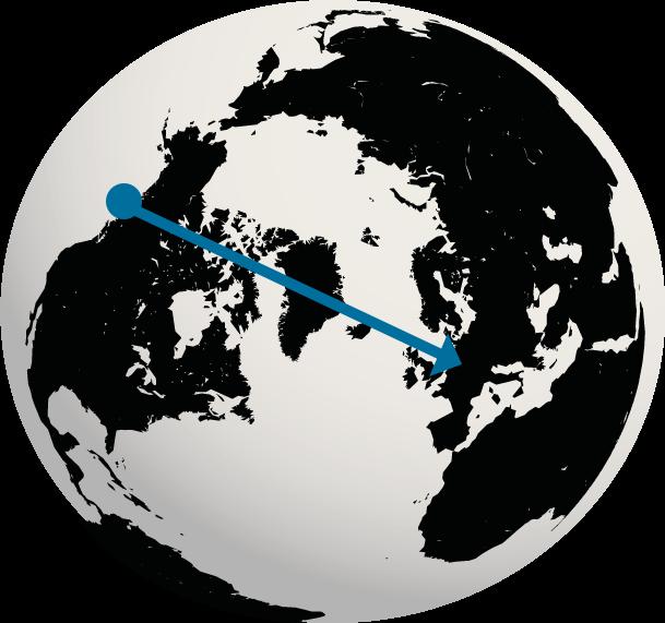 Reis van Tula in kaart